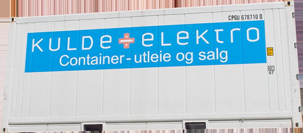 Container KERU Liten