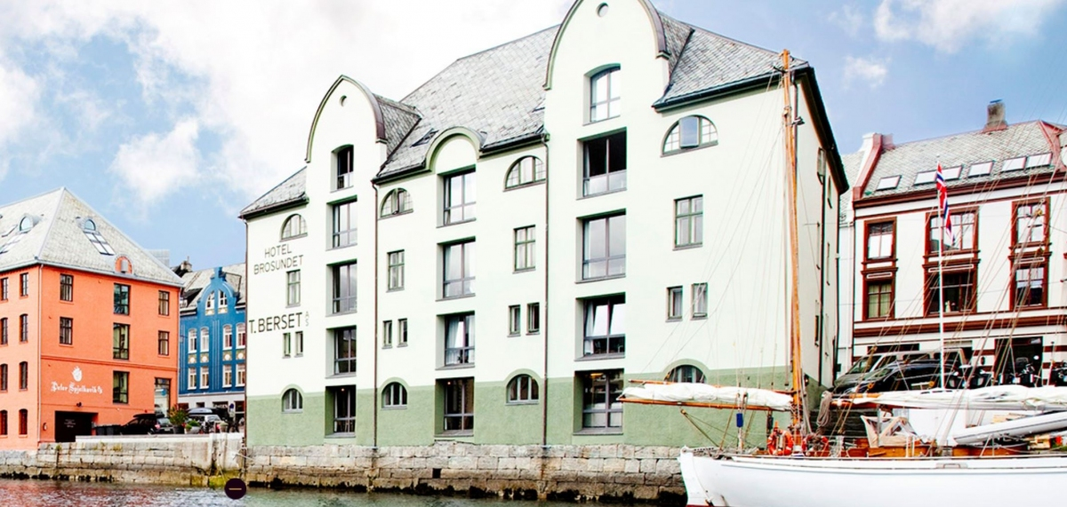 Hotell Brosundet, Blogg