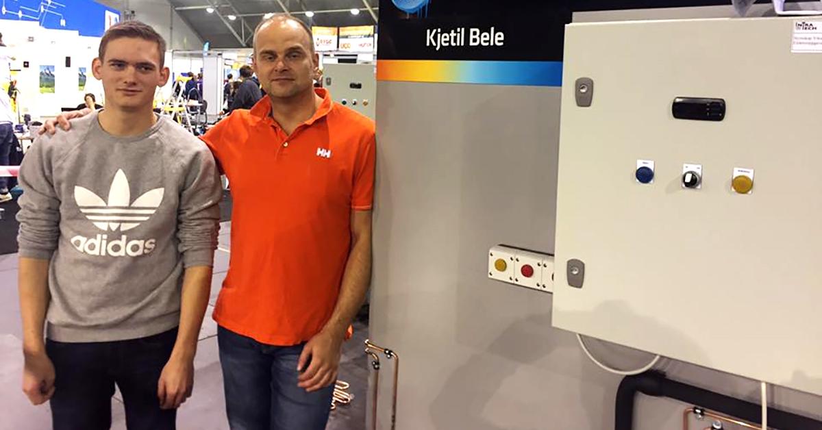 Kjetil og Daniel_NM