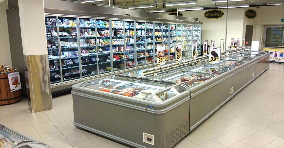 Vi har vært med på ombygging av Bunnpris Ørsta, slik at de har fått inn nytt kjølerom, nye disker og nå kan skilte med flunkende ny søndagsbutikk.