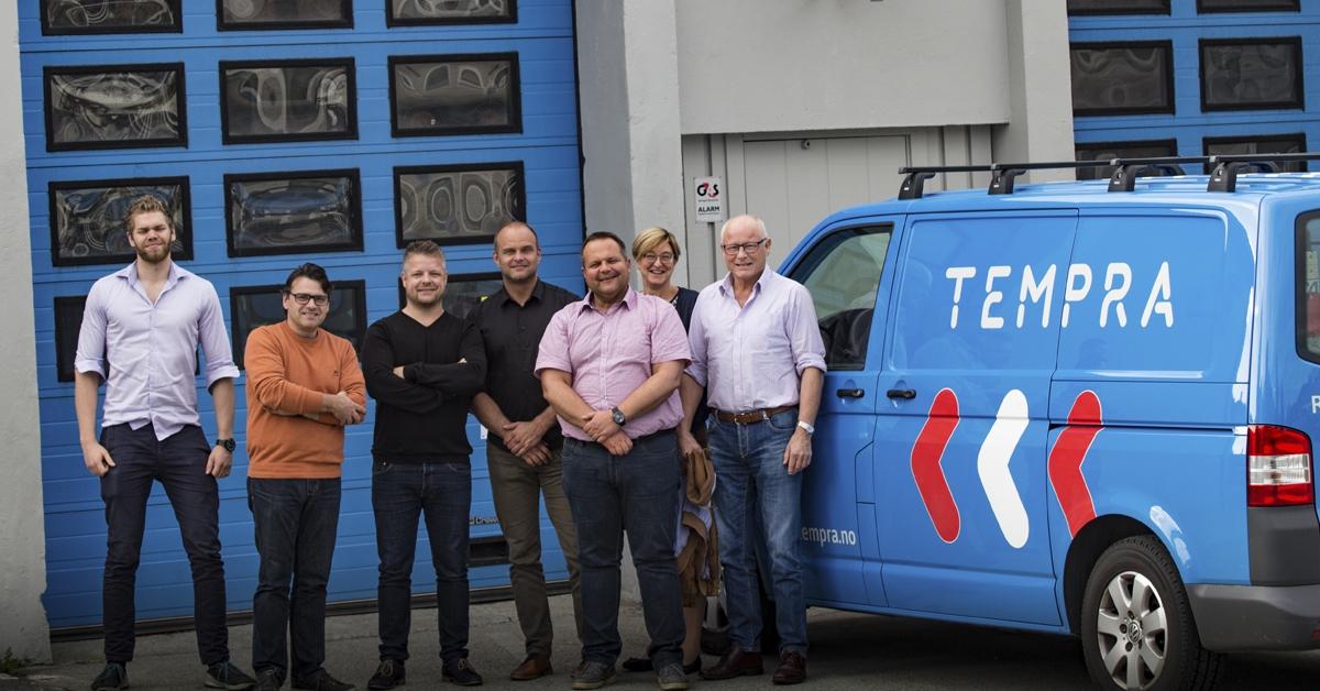 Vi i Tempra er opptatt av å levere kvalitet til våre kunder. En av måtene vi kan vise det på, rent teknisk, er at vi tar ISO-sertifisering på alvor.