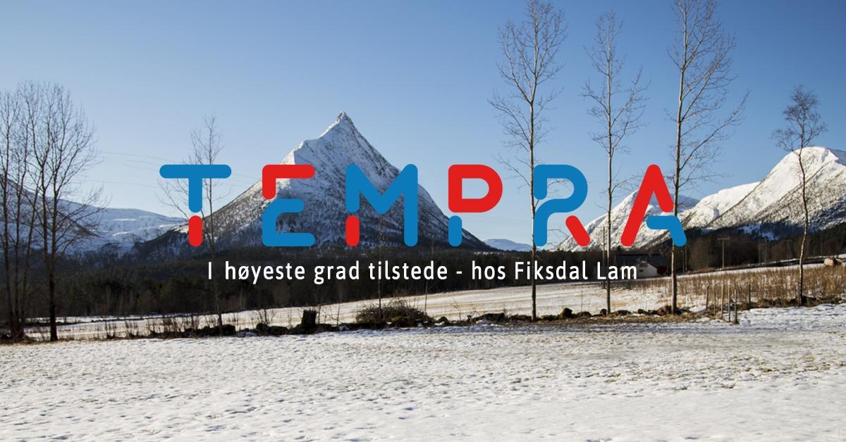 Ved å speke kjøtt i et spesialbygd klimarom med tilhørende klimamaskin fra Tempra, har Fiksdal Lam nå fått full kontroll på temperatur og fuktighet.