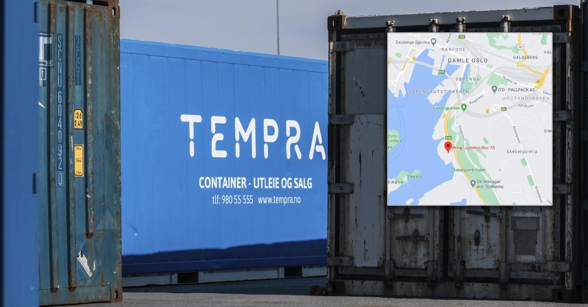 Containeruleie Oslo
