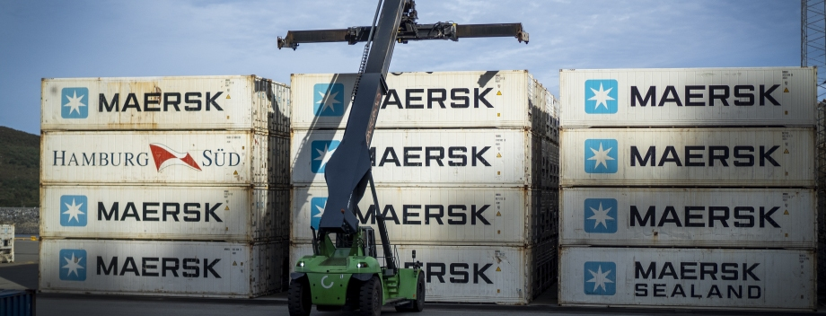 Hvor stor container bør du leie?